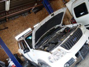 整備車両2